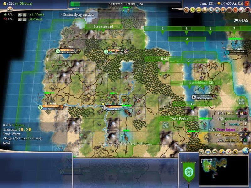 Apolyton Demogame Part 7
