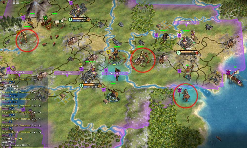 civ 5 how to end open borders