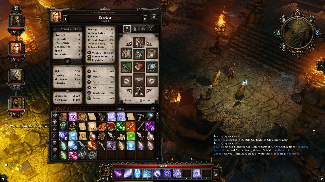 Divinity original sin 2 identify items without loremaster